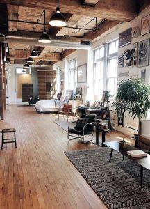 espacios hogar industrial